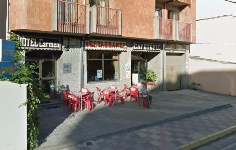 restaurant spania
