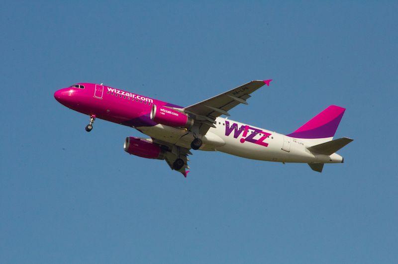 wizz air bilete de avion ieftine