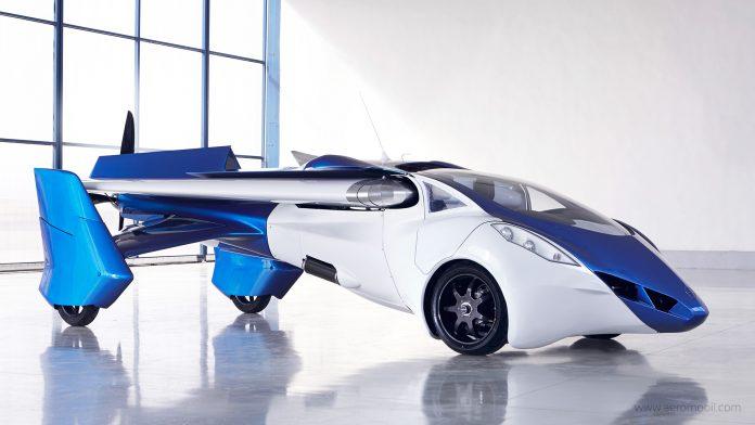 AeroMobil 3.0 este versiunea cu care slovacii vor să cucerească lumea