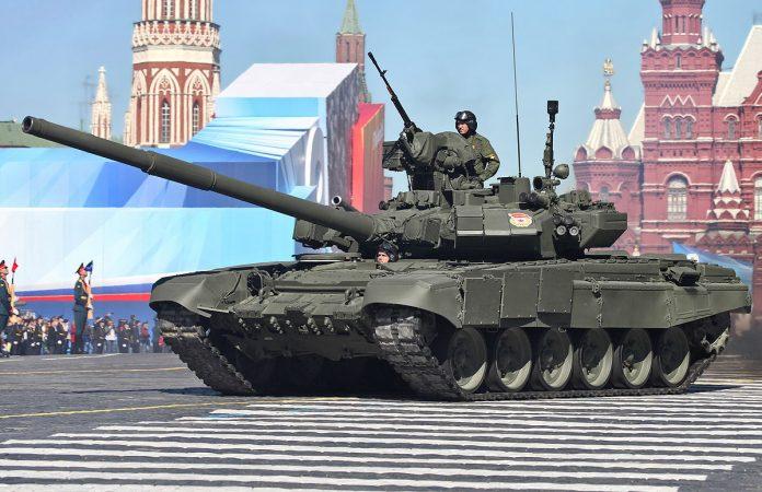 Armata rusă are al treilea buget din lume, după cea americană și cea chineză (Wikimedia Commons)