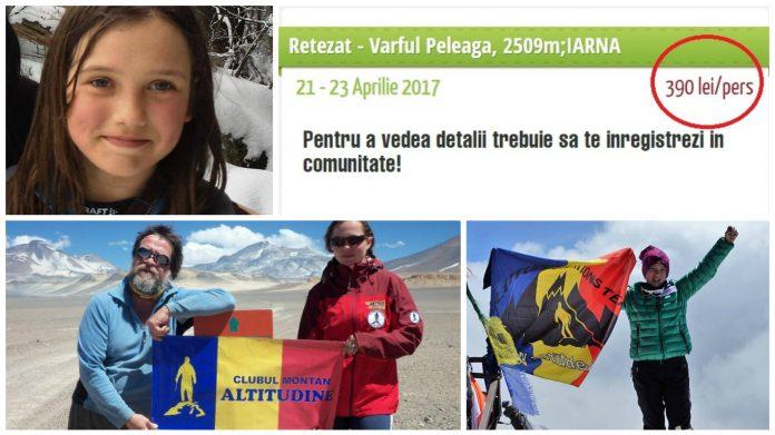 clubul montan altitudine turism excursii platite