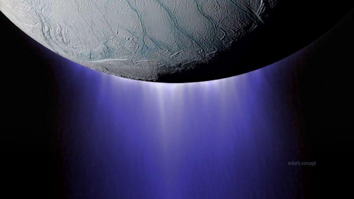 Enceladus FOTO: nasa.gov
