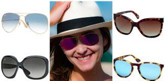 ochelari de soare forma feței