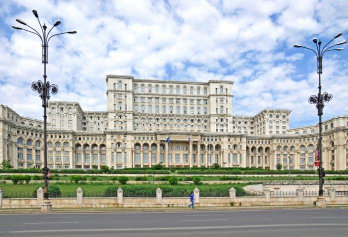 palatul parlamentului locuri de muncă