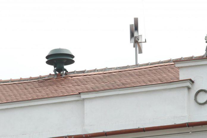 Doar în București există peste 400 de sirene pentru situații de urgență (Foto: ziardecluj.ro)