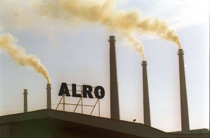 Platforma industrială Slatina emite constant substanțe nocive pentru cetățenii orașului (Foto: ziaristuldeolt.wordpress.com)