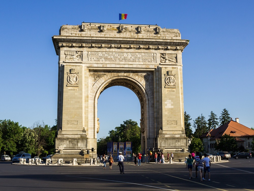Arcul de Triumf. Foto: Wikimedia Commons
