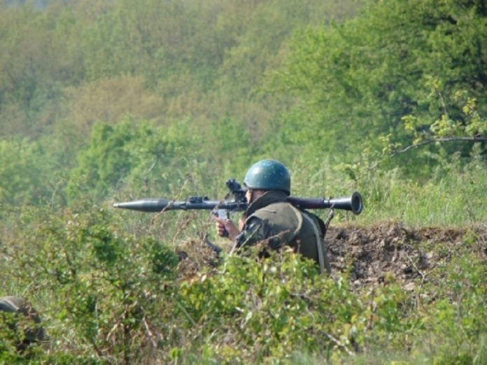 Armata română încearcă să țină pasul cu avansurile tehnologice din domeniu (Foto: locotenent-colonel Dragoş Angelache)