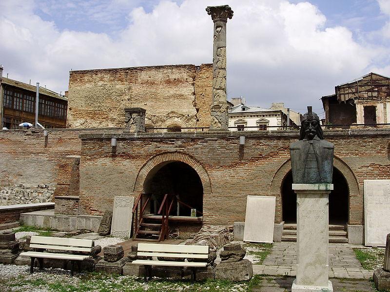 Curtea Veche (Foto: Wikimedia Commons)