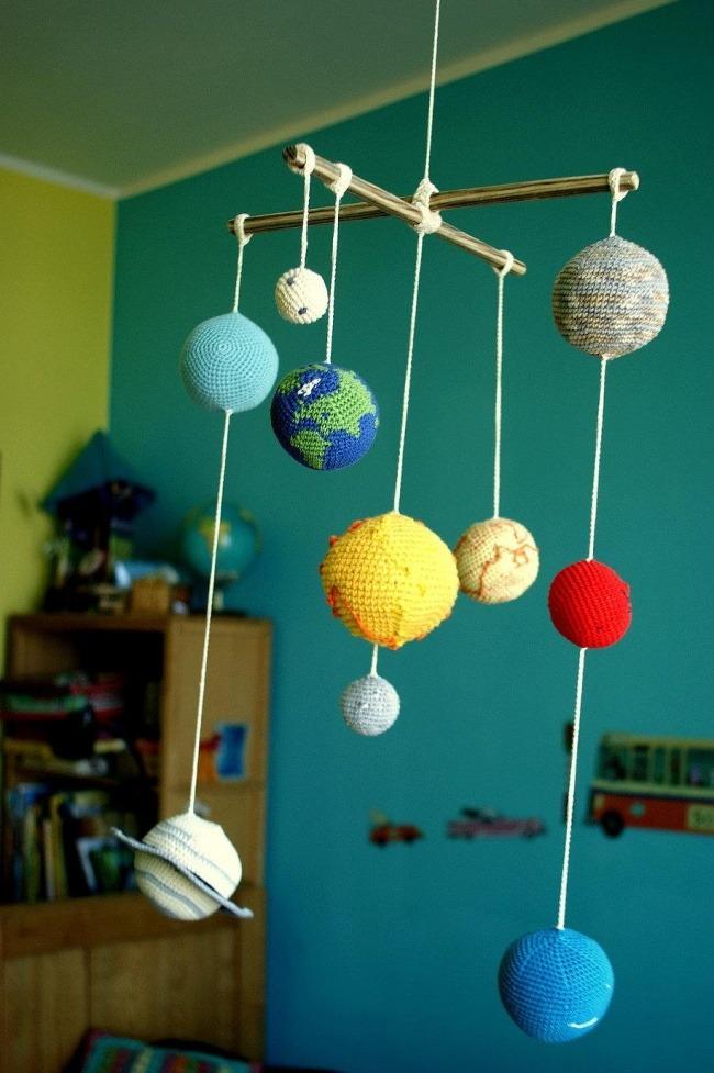 idei de amenajare camere design spațiu univers