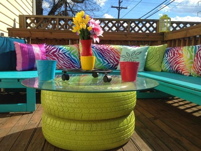 idei de mobilier de grădină