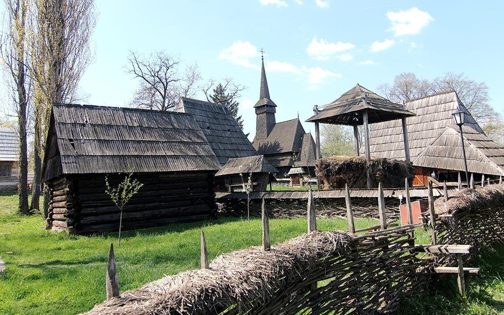 Muzeul Satului. Foto: Wikimedia Commons