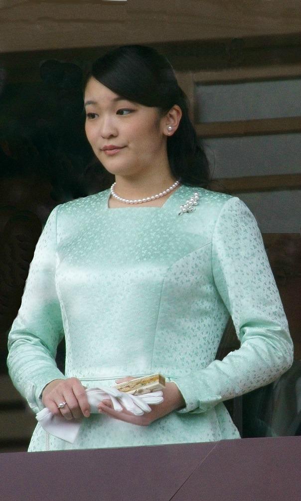 prințesa mako japonia