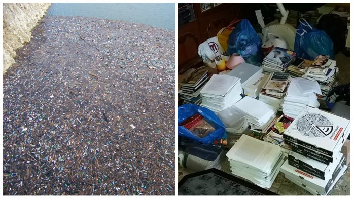 reciclare deșeuri români