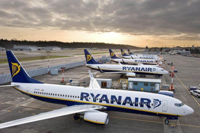 FOTO: Ryanair.com