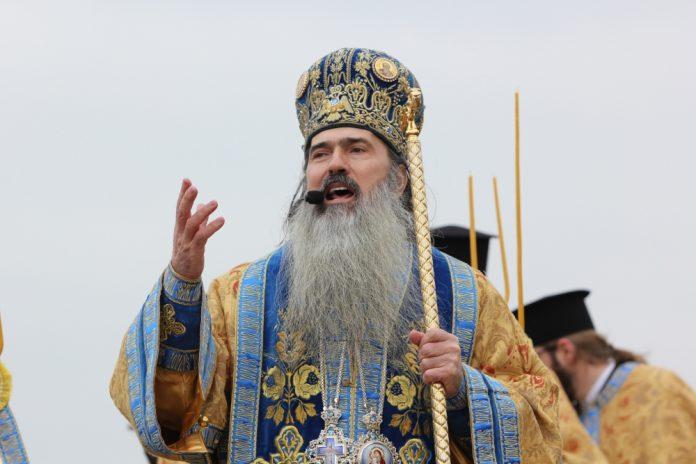 DNA cere arestarea la domiciliu a Arhiepiscopului Teodosie (Foto: observator.tv)