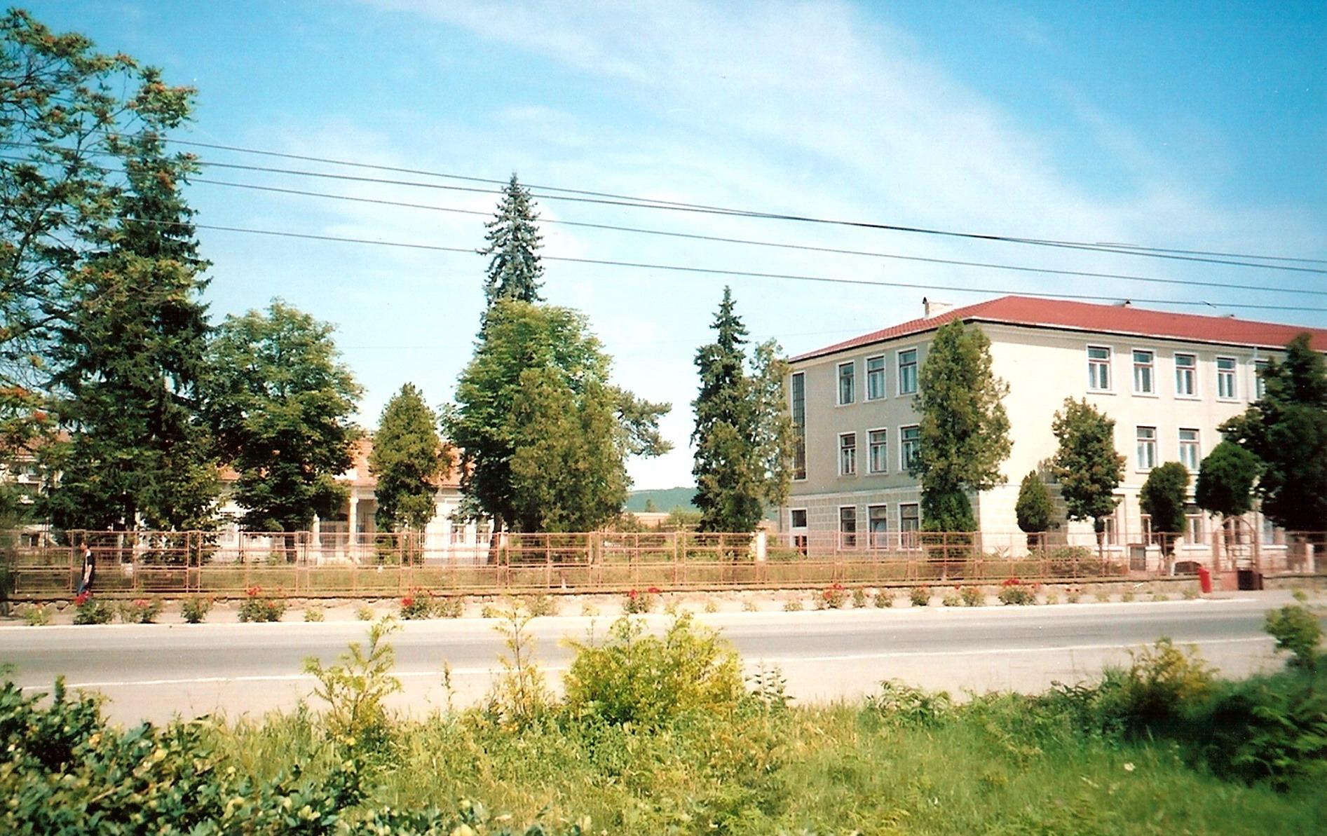 Liceul Pavel Dan din Câmpia Turzii