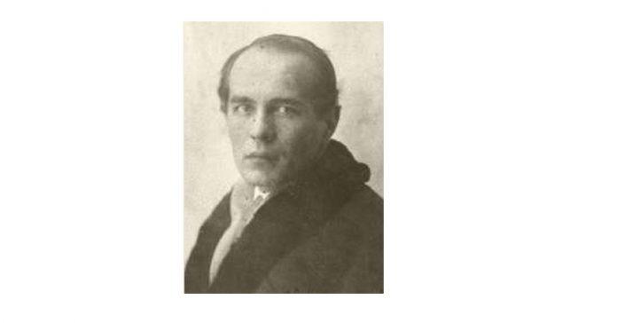 Poetul Adrian Maniu