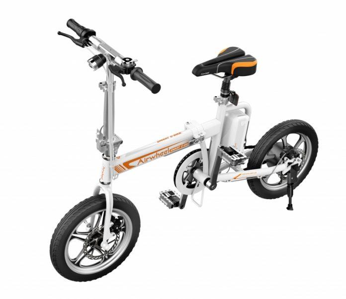 Bicicletă electrică. Foto: airmotion.ro
