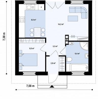 case ieftine preț