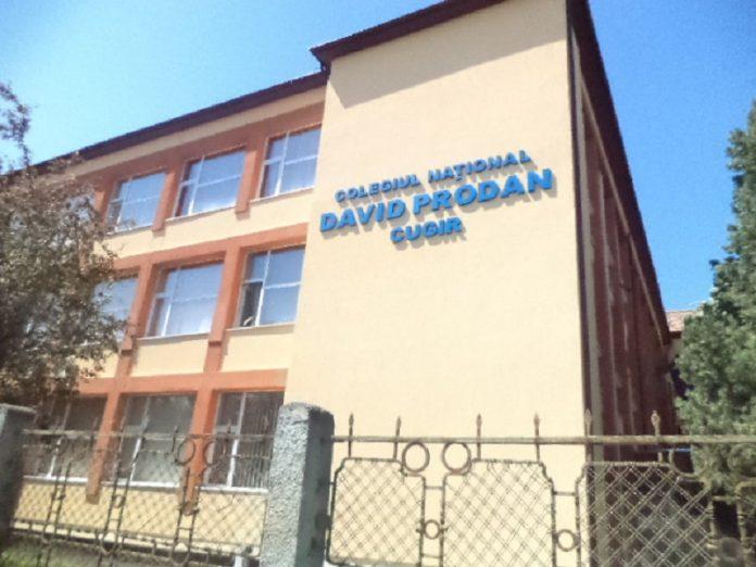 Colegiul Național David Prodan din Cugir, Alba