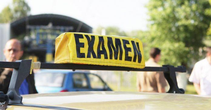 Noi reguli la examenul auto. Foto: botosaninews.ro