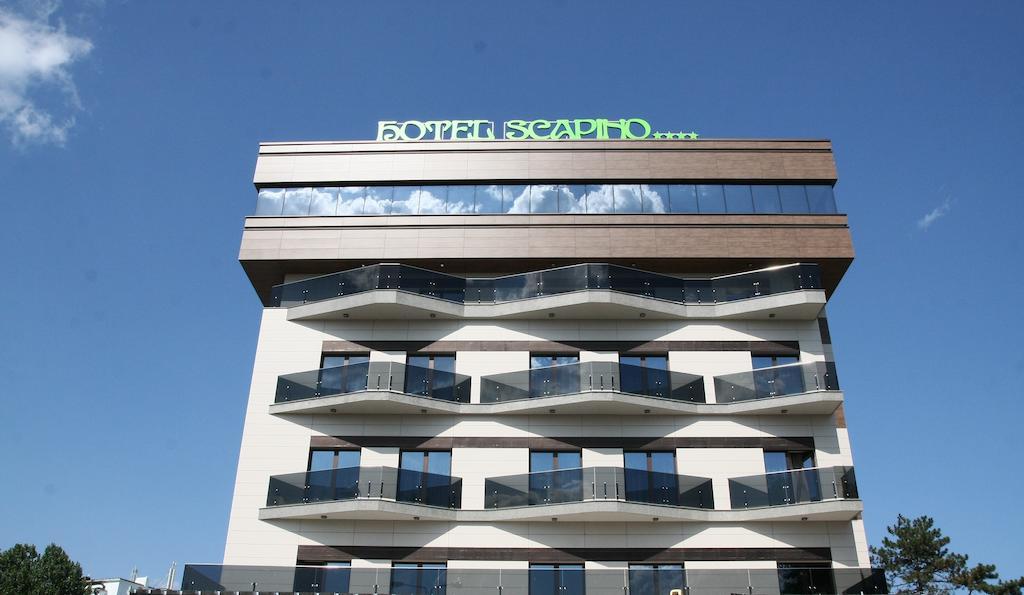 Hotelul Little Texas, Iași. Foto: Tripadvisor.com