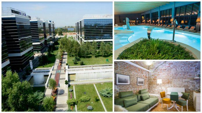 West Gate Balvanyos Resort apartamente istorice Cluj