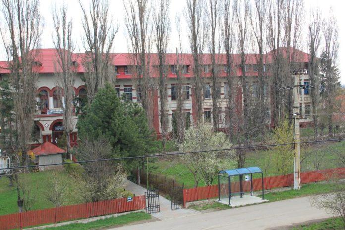 Liceul Barbu Stirbey din Buftea
