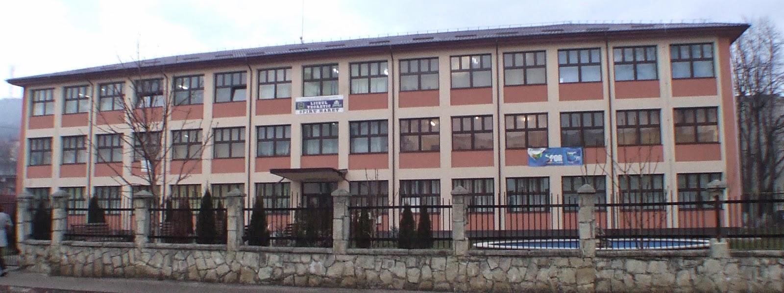 Liceul Tehnic Spiru Haret din Moinești