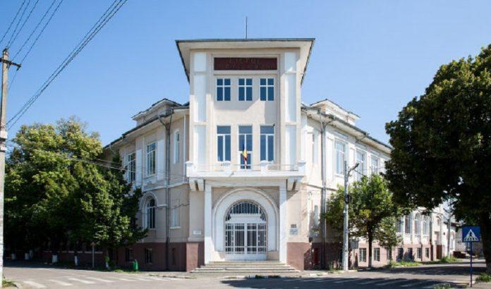 Licelul Nicolae Basarab din Oltenița, județul Călărași