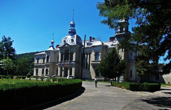 Palatul Ghika FOTO:Elena Cozma/Wikimedia Commons