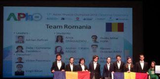 Olimpicii români la Fizică au obținut rezultate extraordinare în Indonezia. Foto: Ministerul Educației