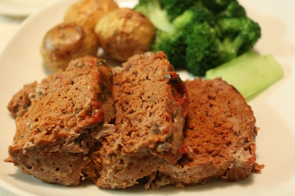 carne tocată chifteluțe