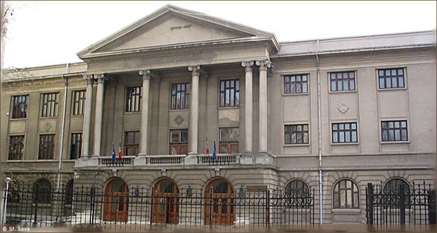 "Colegiul Național ""Sfântul Sava"""