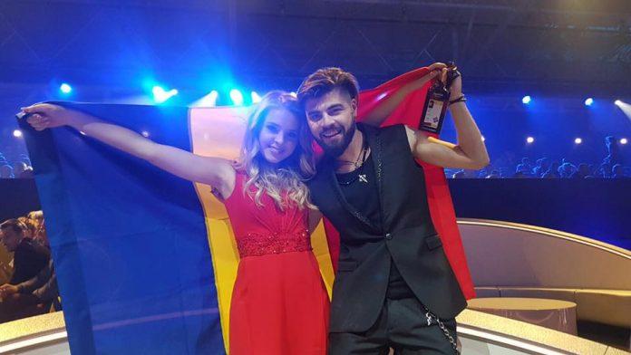 ilinca băcilă notă bac eurovision