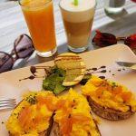 neața omelette bistro alexandra lazea