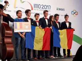 Olimpicii români la matematică au cucerit cinci medalii la Rio. Foto: Ministerul Educației