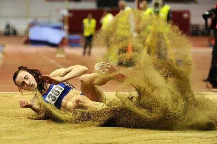 Andreea Panțuroiu este o sportivă de mare perspectivă (Foto: Facebook)