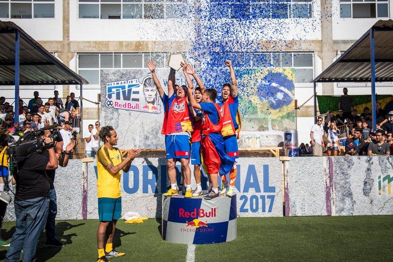 România s-a impus într-o competiție la care au mai participat jucători din 52 de țări. Foto: Fabio Piva/Red Bull Content Pool