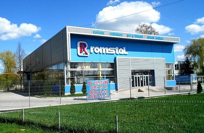 romstal locuri de muncă