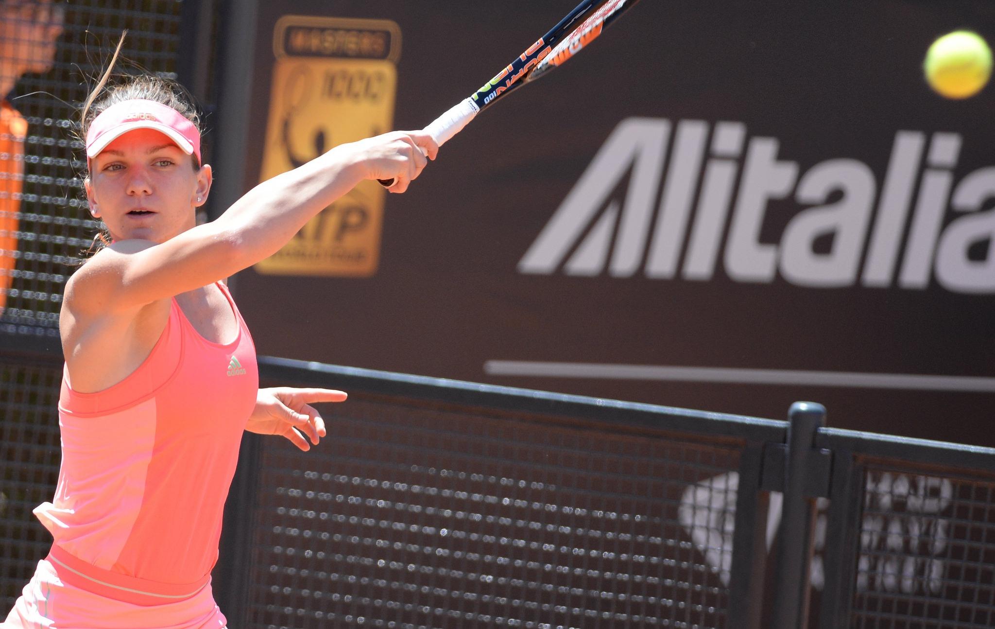 Simona Halep caută primul trofeu din carieră la Turneul Campioanelor (Foto: Tatiana / Flickr)
