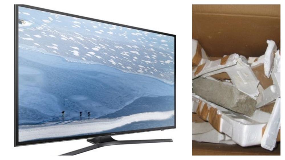 televizor samsung comandat online pietre