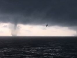tornade marea neagră