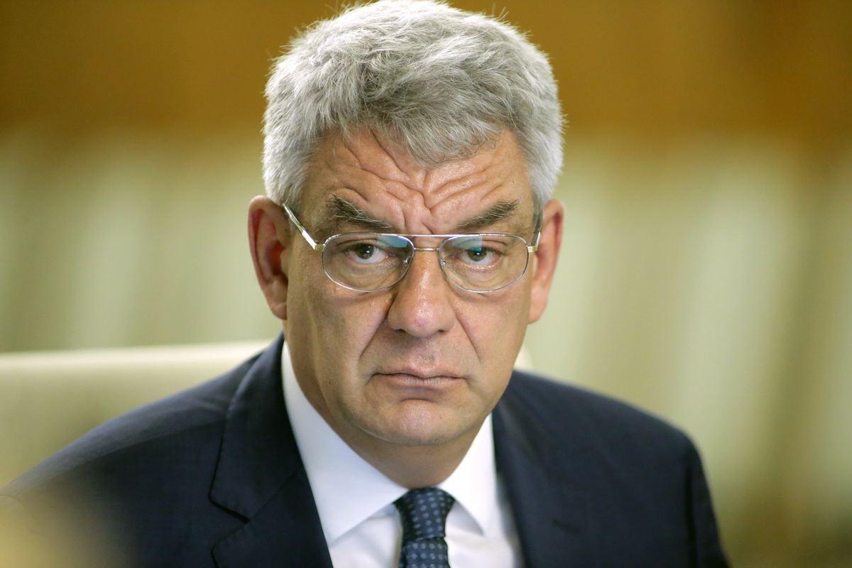 Fostul premier Mihai Tudose Foto: Guvernul României