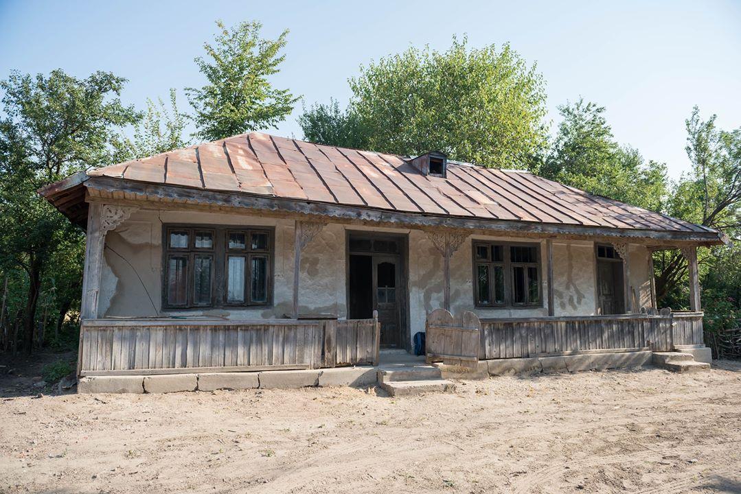 Casa din Moromeții 2   FOTO: Moromeții 2/Facebook