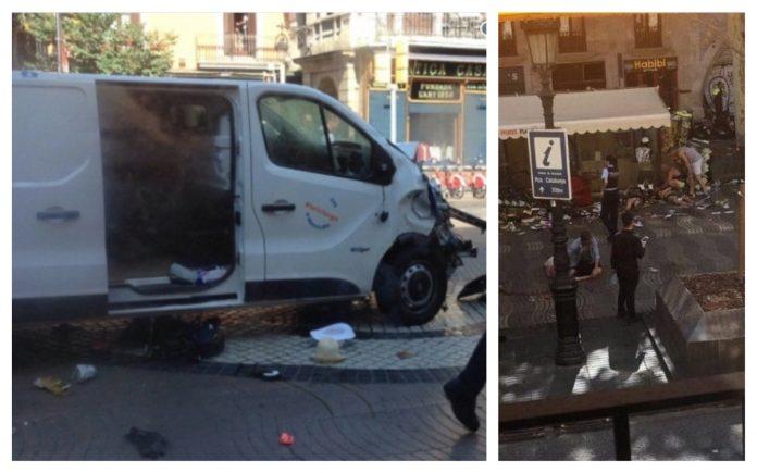 atac barcelona atentat