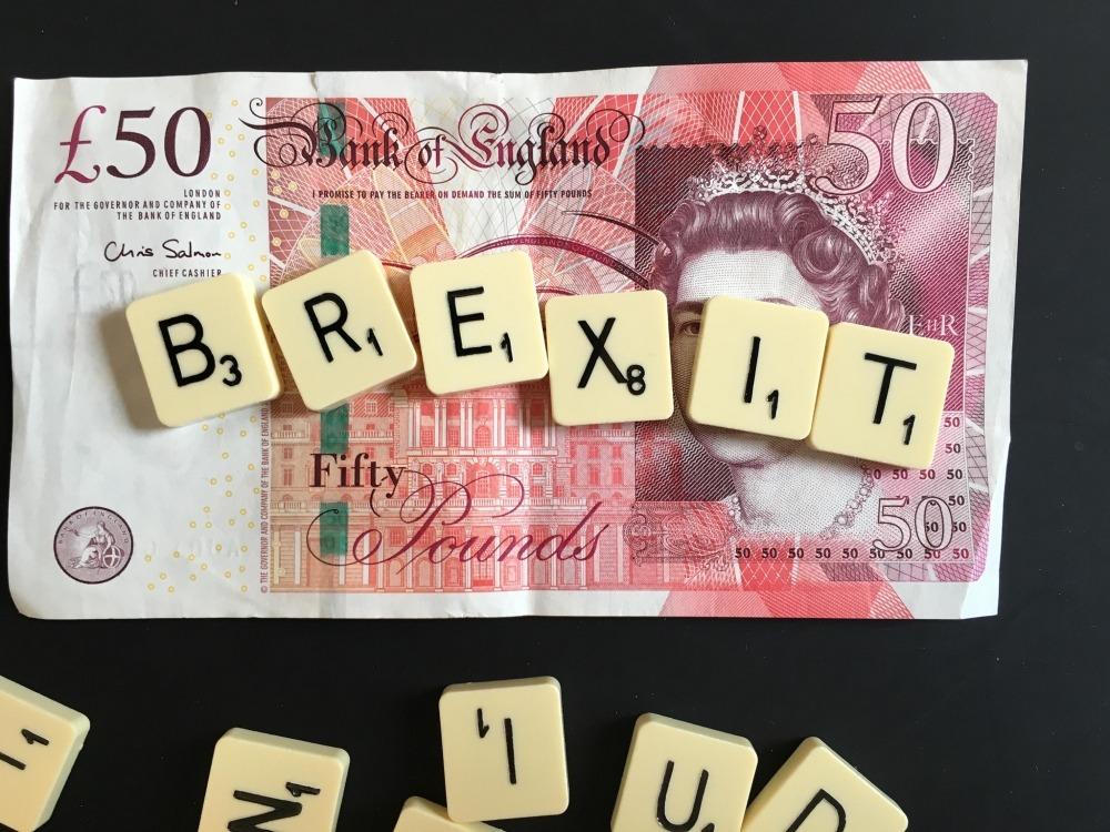 brexit liră