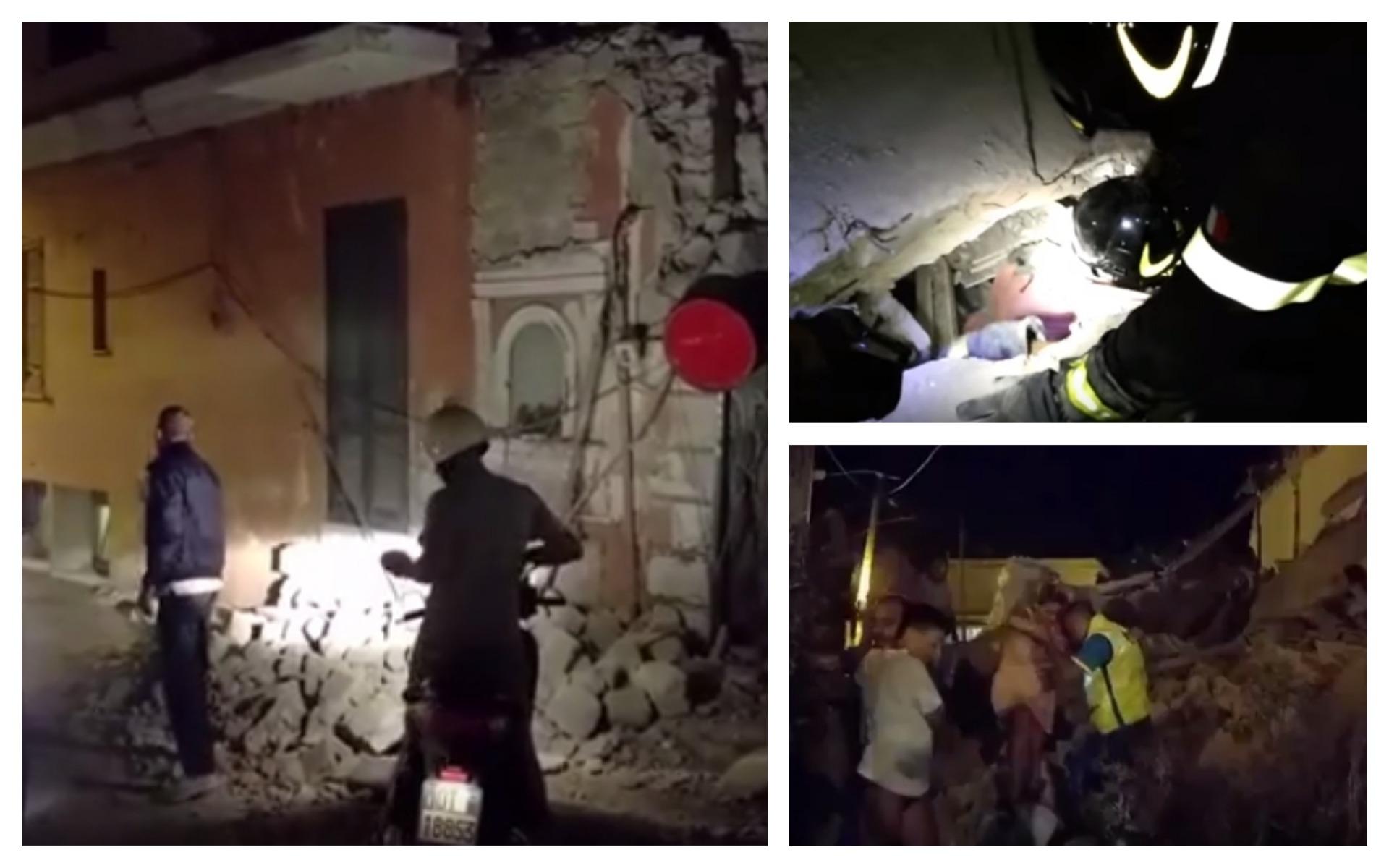 cutremur italia ischia