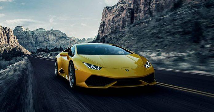 FOTO: Lamborghini.com